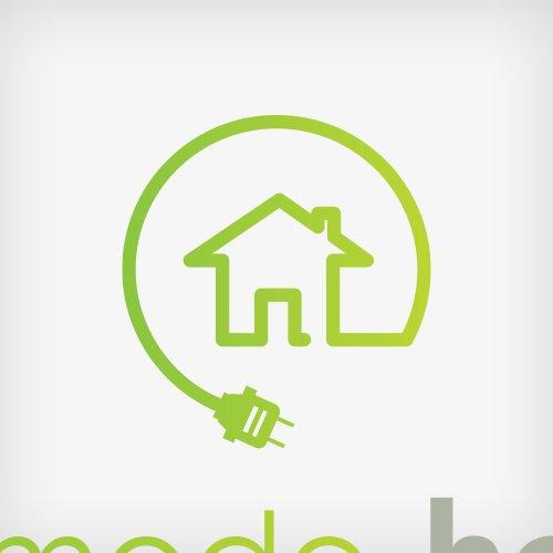Eco mode homes logo hyper frontier llc for Greenspire solutions