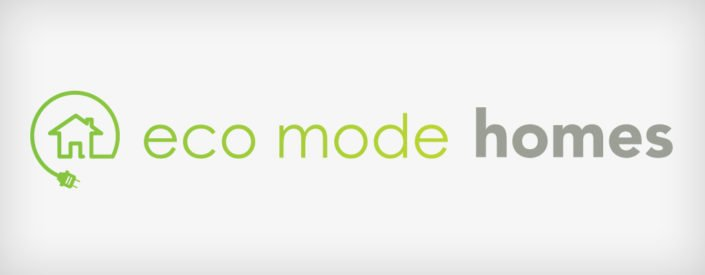 Eco mode homes logo hyper frontier llc for Greenspire solutions